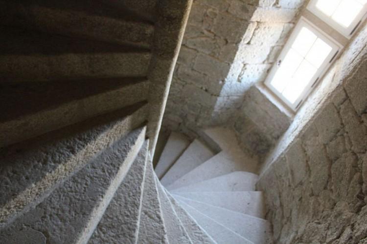 Château de Saint-Maixant - chambre Le Grand Diable