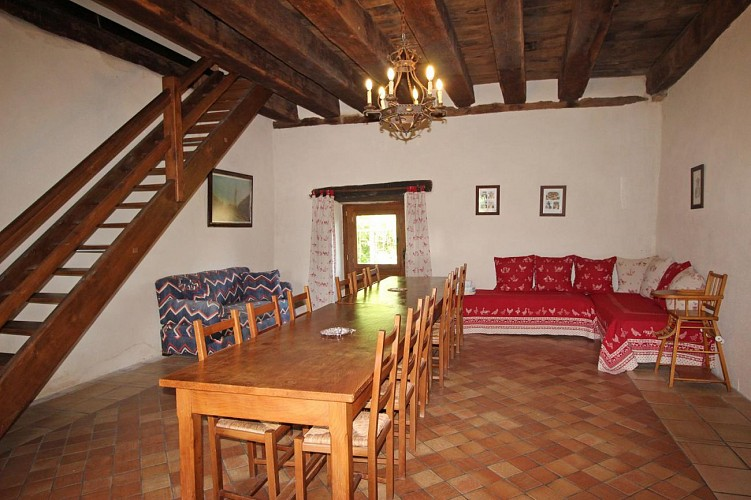 """877093 - 8 people - 4 bedrooms - 3 """"épis"""" ears of corn - Champagnac la Rivière"""