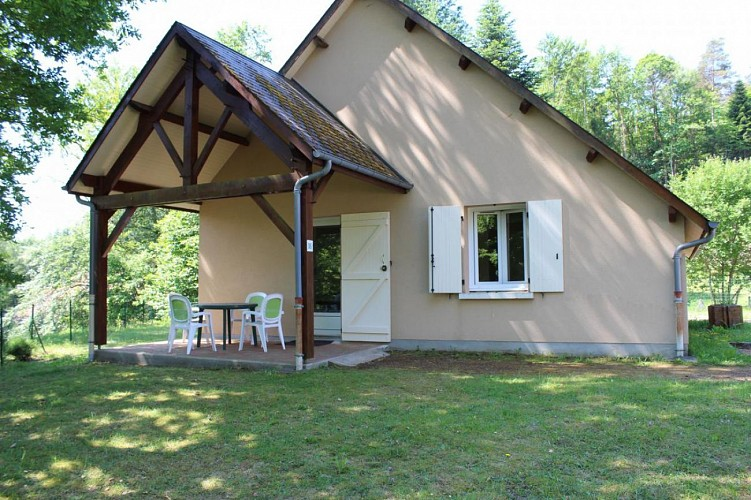 875536. 2-4 Personen 1 Schlafzimmer: Klassifizierung beantragt. Beaumont-du-Lac