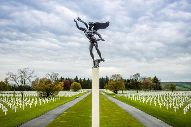 Henri-Chapelle American cemetery (Homboug)