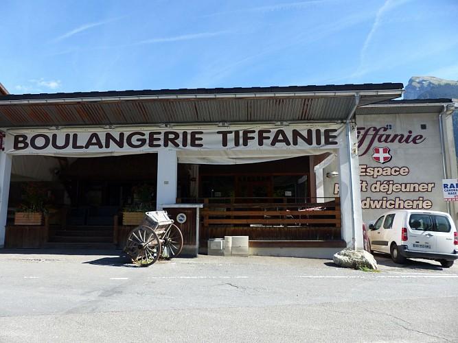 Tiffanie Bakkerij - Grand Massif Express