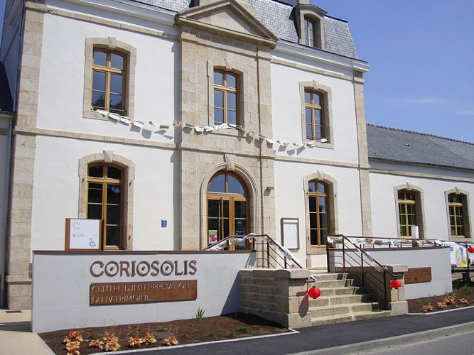 nterpretative Centre CORIOSOLIS