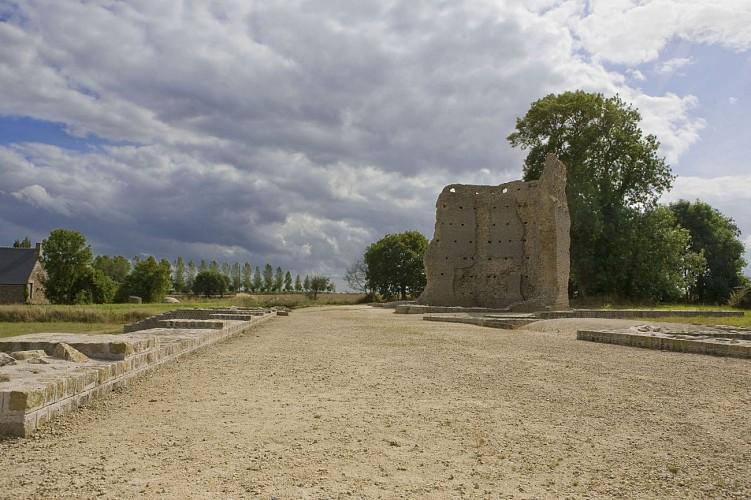 Le sanctuaire du Haut-Becherel dit «Temple de Mars»