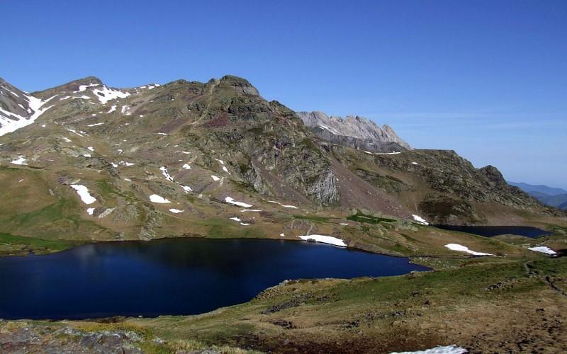Lacs d'Uzious, Lavedan et de Louesque