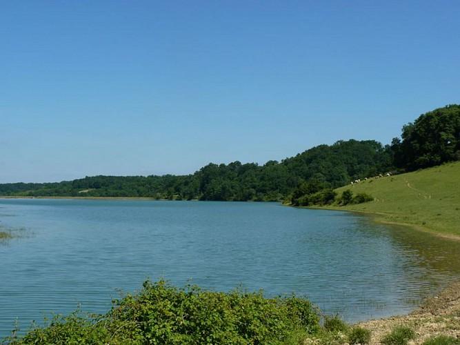 Lac de Boueilh-Boueilho-Lasque