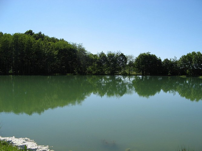 Lac d'Abos