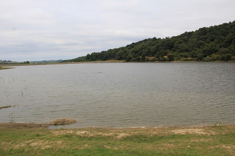 Lac de Viellesegure