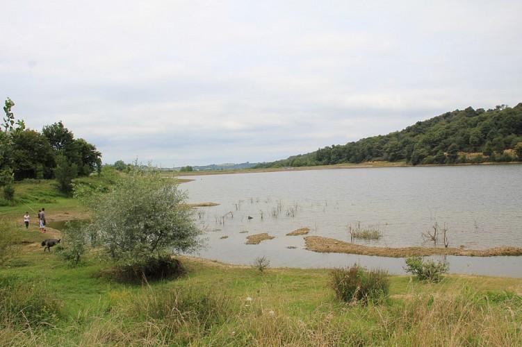 Lac de Viellesegure