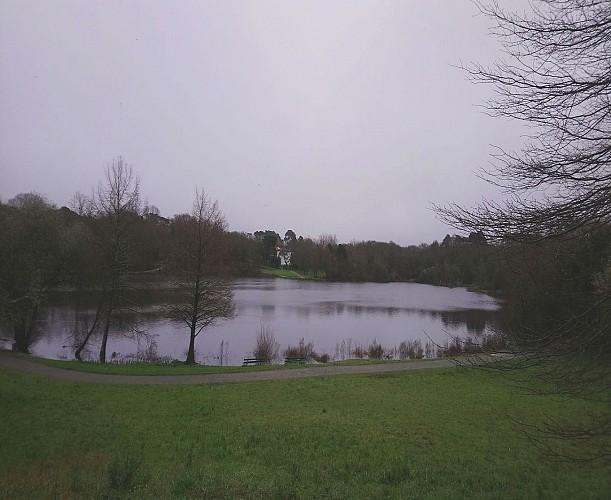 Lac Marion