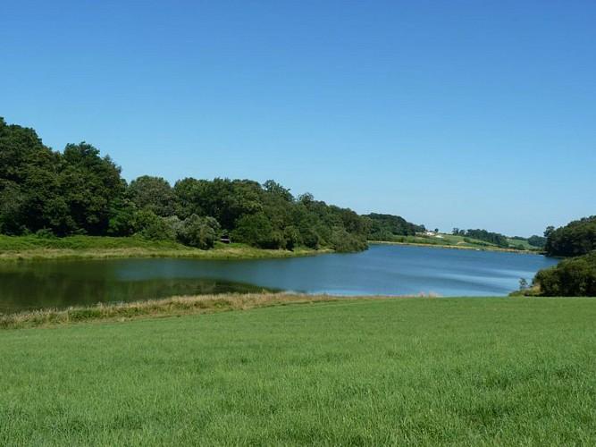 Lac de Castillon-de-Lembeye