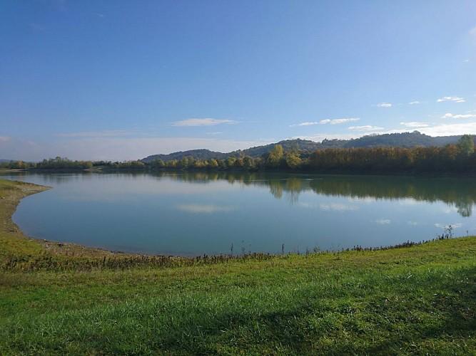Lac de Lahontan