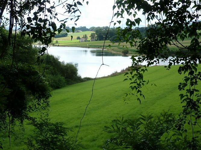 Lac de Camou