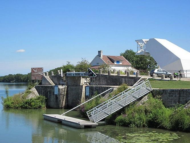 Saint Symphorien sur Saône