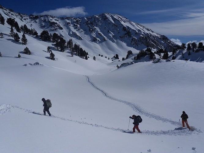 Céline Barbé-Labarthe - Accompagnatrice montagne