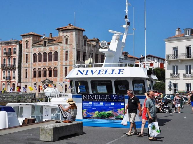Bateau Le Nivelle