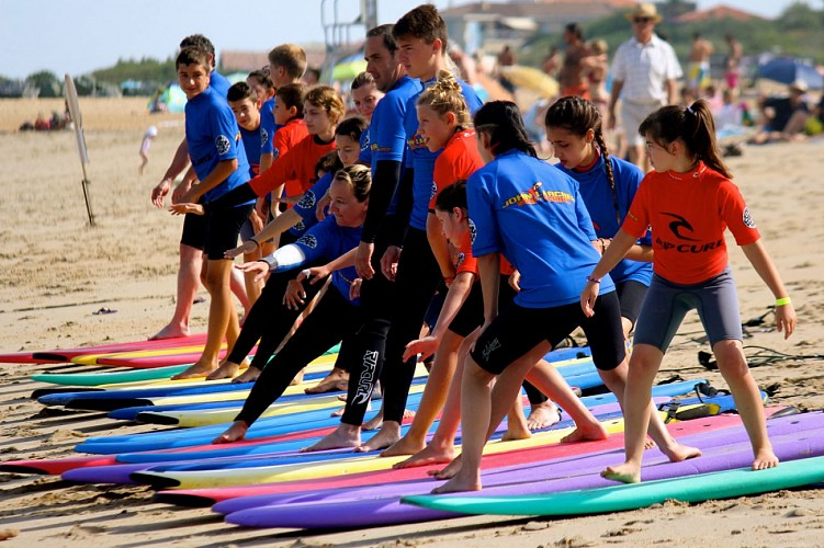 John Larcher Surf School