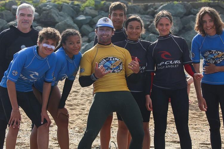 John Larcher Surf School
