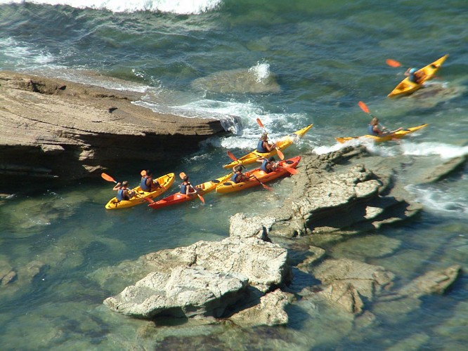 Arteka Ocean - Centre multiglisse, sport, nature, bien-être