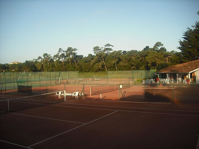 Tennis Chiberta Country Club