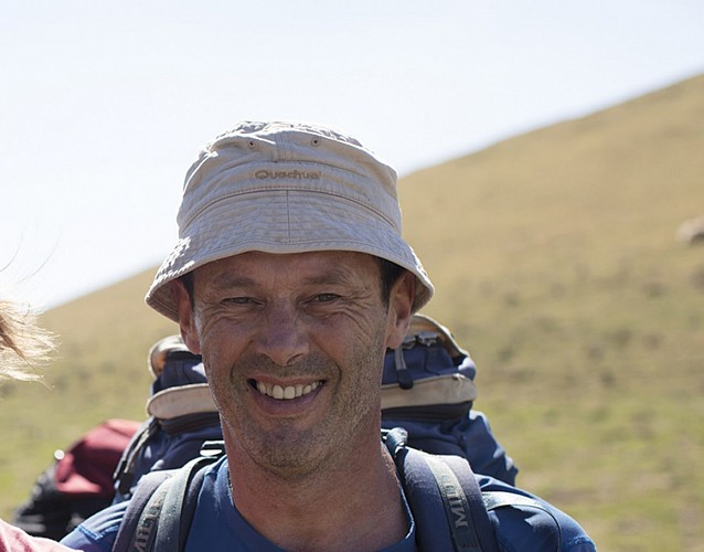 Jacques Hidondo - Accompagnateur montagne