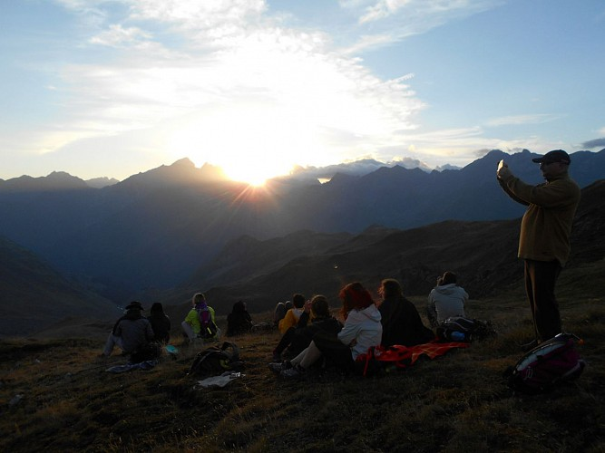 Jackie Gouadain - Accompagnatrice montagne