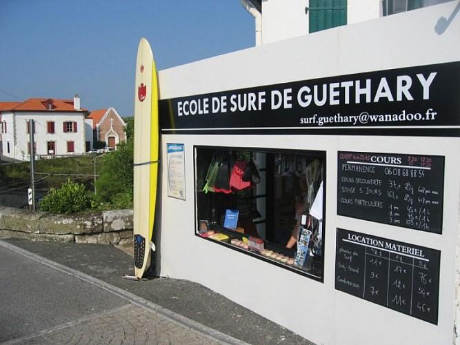 Ecole de Surf de Guéthary