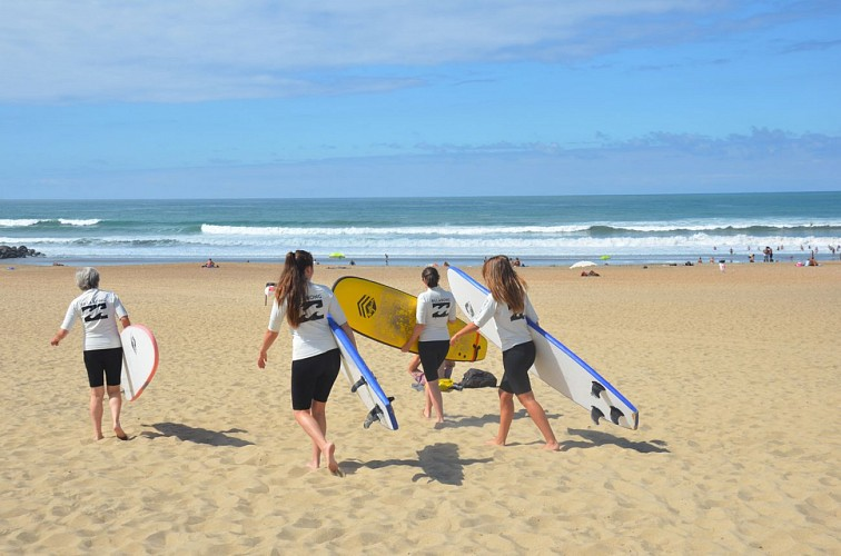 Billabong Surf School Anglet