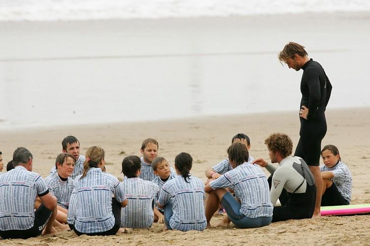 Ecole de surf Rainbow