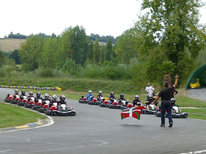 Karting Côte Basque