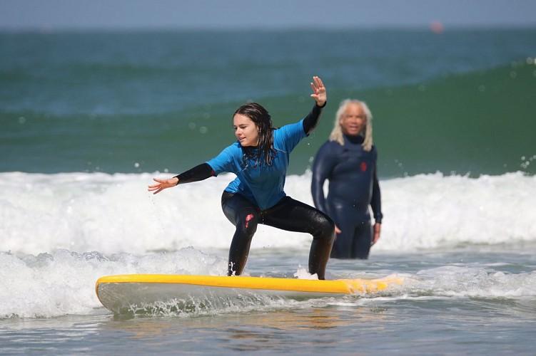 Ecole de surf Anglet Surf Spirit