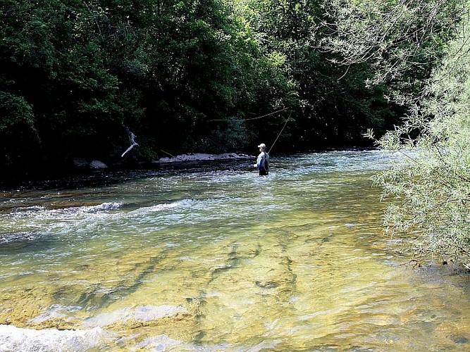 Monsieur Yvon ZILL - Moniteur - Guide de pêche
