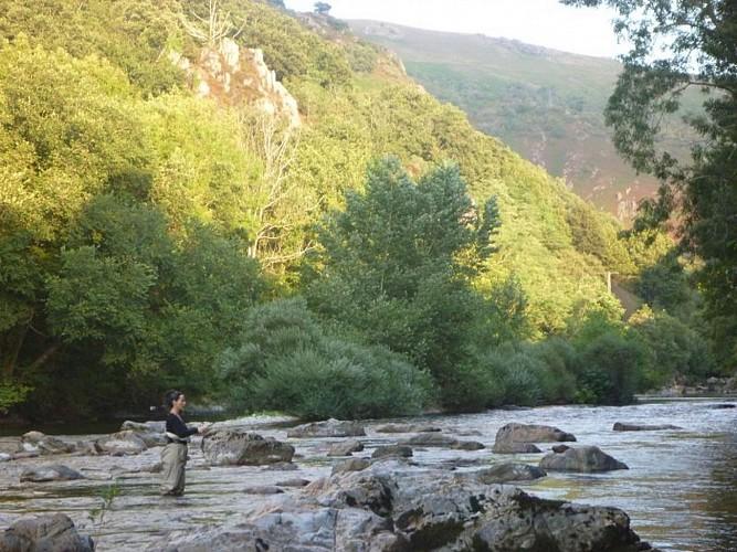 Yvon Zill - Guide de pêche