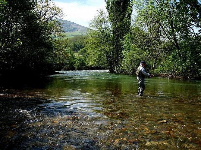 Monsieur Yvon ZILL - Guide de pêche