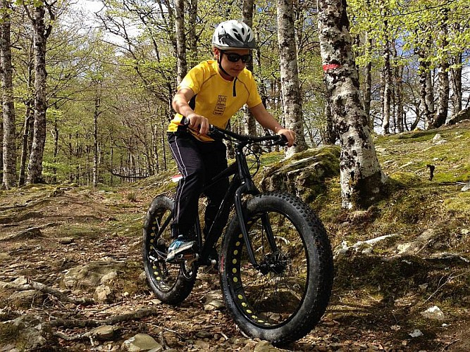 Jean-Luc Durgueil - Accompagnateur de montagne et VTT