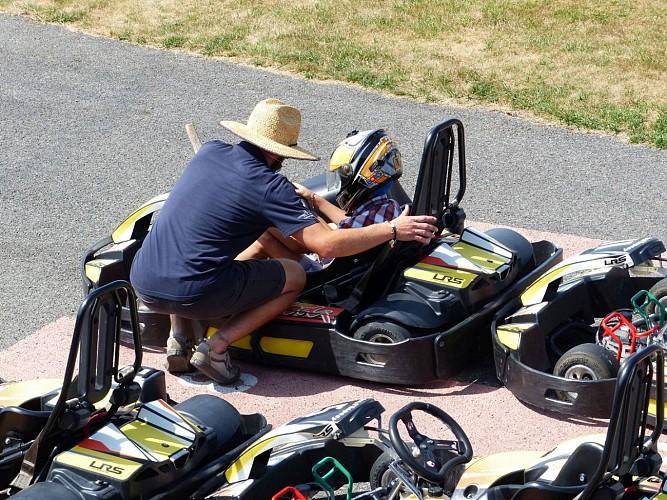 Karting d'Espoey