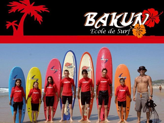 Ecole de Surf Bakun