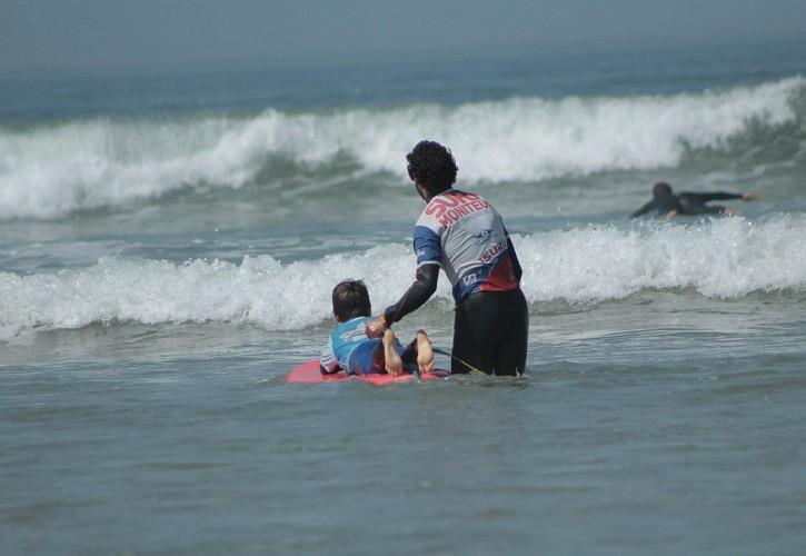 Onaka - Ecole de surf d'Hendaye