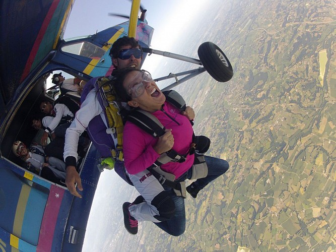 Pau Parachutisme Passion