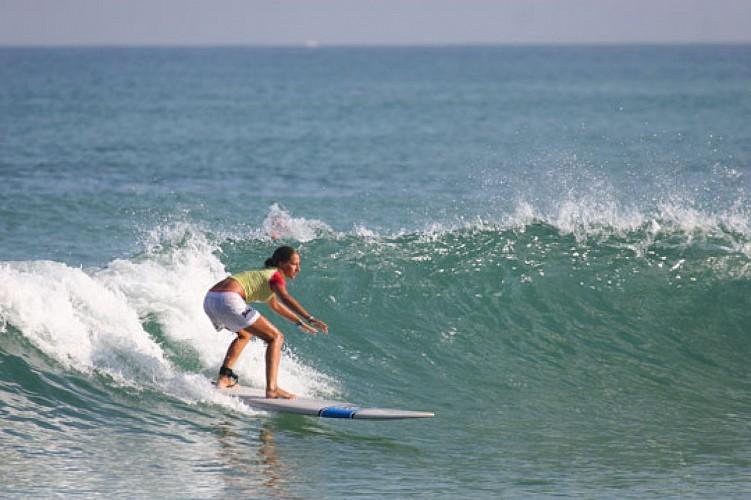 École de Surf Quiksilver