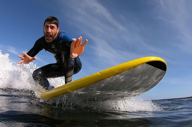 École de surf Gliss' Experience