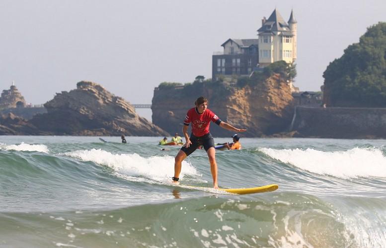 Ecole de Surf Jo Moraiz