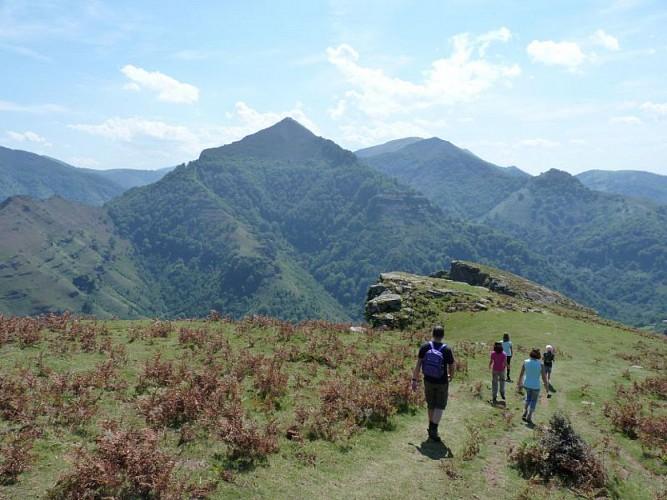 Mendi Gaiak - Bureau des accompagnateurs du Pays Basque - Séjours