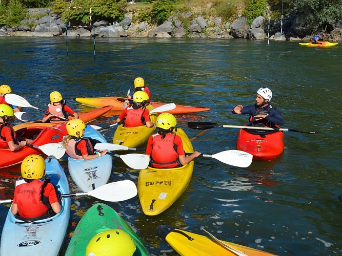 Pau Canoë Kayak Club Universitaire