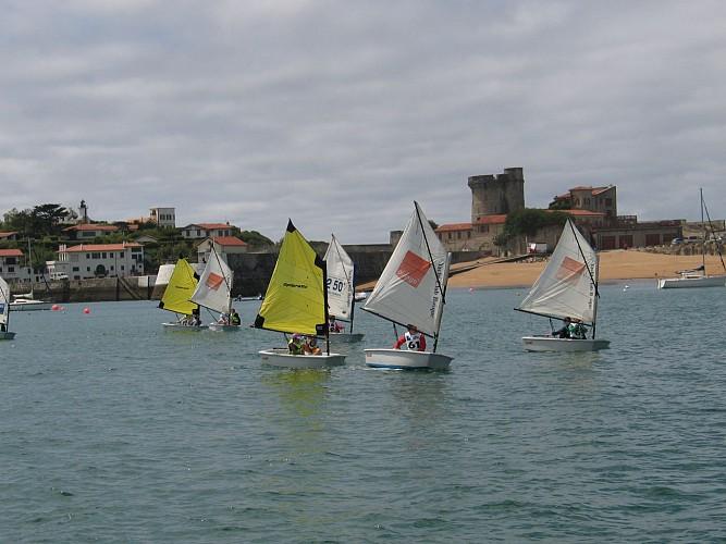 Ecole de voile Yacht Club Basque