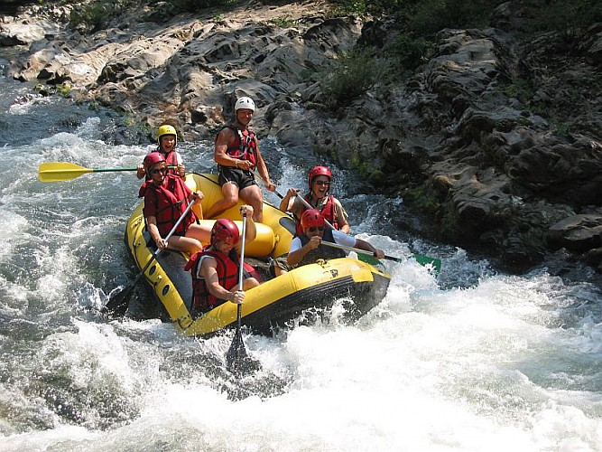 Uhina Rafting