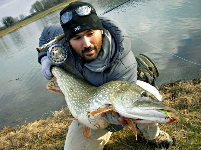 Fabrice Boucher - Guide de pêche