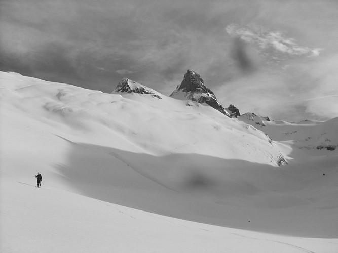 Dominique Périn - Accompagnateur montagne