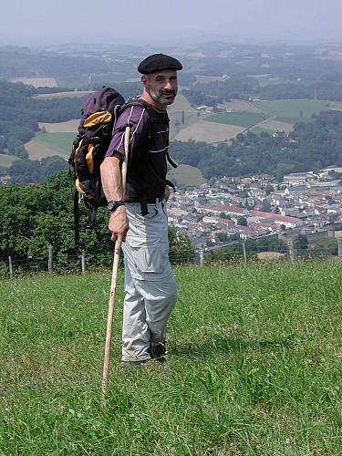 Txomin Etchemendy - Accompagnateur montagne