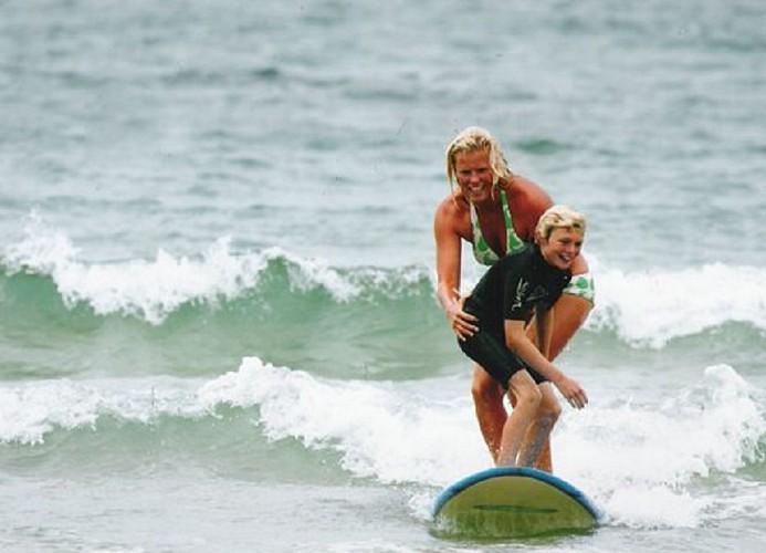 Ecole de Surf Quiksilver C. Reinhardt
