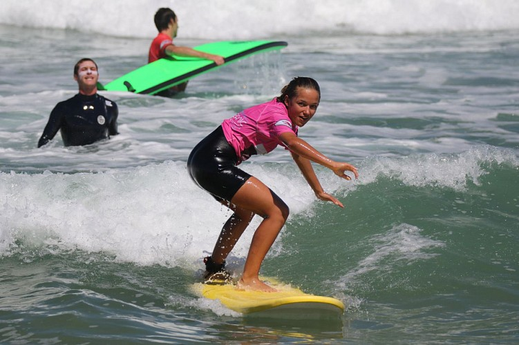 Madrague Surf School
